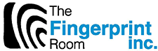 The Fingerprint Room Inc. Retina Logo